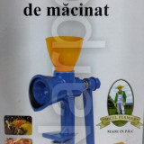 Masina manuala de macinat zahar cafea nuci rasnita piper mac nuca
