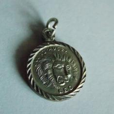 Pandant argint leu - 527 - Pandantiv argint