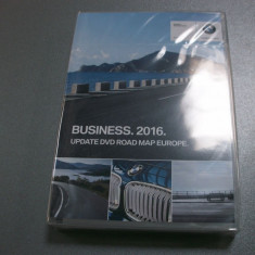 BMW Navi Update 2016 Business DVD Road Map Europe - Software GPS