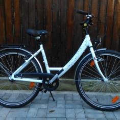 Bicicleta City Texo, import Germania - Bicicleta de oras, 17 inch, 26 inch, Numar viteze: 1