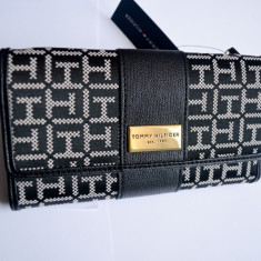 Portofel pentru femei Tommy Hilfiger, model Nou, Autentic - Portofel Dama Tommy Hilfiger, Culoare: Din imagine