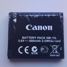 Acumulator Canon Battery pack NB 11L - Baterie Aparat foto