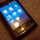 SMARTPHONE SONY XPERIA X10I MINI PERFECT FUNCTIONAL SI LIBER DE RETEA - Telefon mobil Sony Ericsson, Negru, <1GB, Neblocat, Single SIM, Single core
