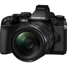 Olympus E-M1 Body + EZ-M1240 - Aparat Foto Mirrorless Olympus