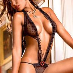 J107-1 Lenjerie sexy body dama, Marime: S/M