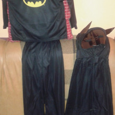 Costum Batman 3-9 ani