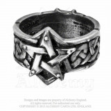 Inel ritualic celtic (Marime inele: T) - Pandantiv fashion