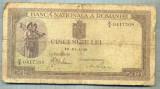 A1281 BANCNOTA-ROMANIA-500 LEI-19-XI-1-(19)40-SERIA0417368-starea care se vede