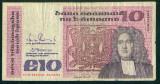IRLANDA 10 lire 1991  - stare conform foto P-72c