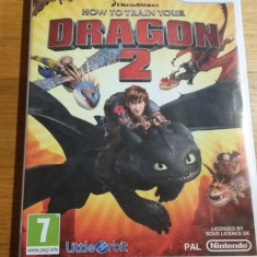 Wii Dreamworks How to train your dragon 2 - joc original PAL by WADDER - Jocuri WII Activision, Actiune, 12+, Multiplayer