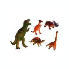 Figurina dinozaur moale 35 cm 5 modele - Figurina Dinozauri