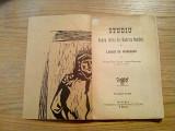 STUDIUL ASUPRA RAULUI DIN BISERICA ROMANA - Dim Lascar  - Husi, 1911, 132 p.