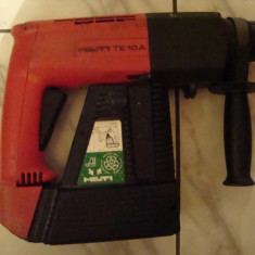 HILTI TE-10A-rotopercutor