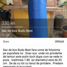 Sac de box Budo Best - Saci box