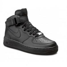 NIKE AIR FORCE 1 MID (GS) COD 314195-004 - Ghete dama Nike, Marime: 35.5, 36, 36.5