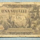 A1240 BANCNOTA-ROMANIA-100 LEI-25IUNIE1947-SERIA444687-starea care se vede - Bancnota romaneasca
