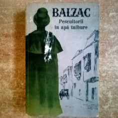 Honore de Balzac – Pescuitorii in apa tulbure - Roman