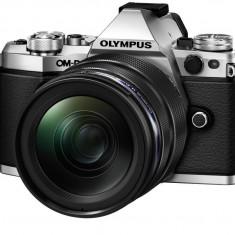Olympus E-M5II 1240 Kit slv/blk - Aparat Foto Mirrorless Olympus