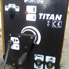 Aparat de sudura TITAN 255 E