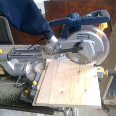 Circular debitat lemn cu laser - Fierastrau