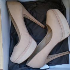 Pantofi ALDO, bej, nr. 39 - Pantof dama