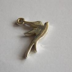 Pandant argint porumbel - 525 - Pandantiv argint
