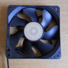 Cooler, ventilator carcasa 120x120mm Cooler Master 4 fire. - Cooler PC Cooler Master, Pentru carcase