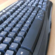 Tastatura Multimedia Wireless Octigen JT-6611G24., Fara fir, USB