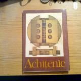 PETRE ACHITENIE ( autograf) - Album * Uniunea Artistilor Plastici din RSR, 1989