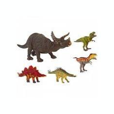 Figurina dinozaur plastic 5 modele 25 cm - Miniatura Figurina
