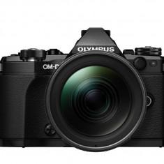 Olympus E-M5II 1240 Kit blk/blk - Aparat Foto Mirrorless Olympus