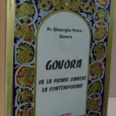 GOVORA, DE LA PRIMII OAMENI LA CONTEMPORANI - Carti Crestinism