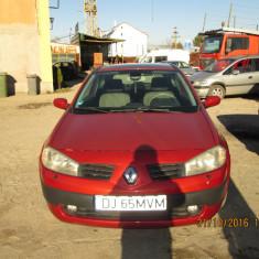 Renault Megane coupe, An Fabricatie: 2003, Benzina, 167000 km, 1400 cmc