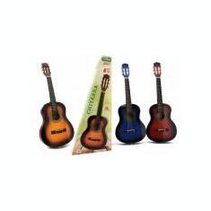Chitara clasica copii Globo din lemn cu 6 corzi 79cm 4 modele