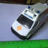 bnk jc Matchbox Superkings - Ford Transit - Air Ambulance