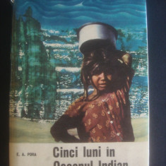 E. A. PORA - CINCI LUNI IN OCEANUL INDIAN
