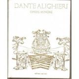 Dante Aligheri - Opere minore
