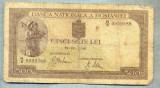 A1292 BANCNOTA-ROMANIA-500 LEI-19-IV-2-(19)41-SERIA0959588-starea care se vede