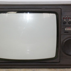 Televizor Vintage Electronica Elcrom; TV vechi