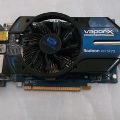Sapphire HD5770 Vapor-X Gaming 1gb ddr5 / 128 bits DX11 Hdmi - Placa video PC Sapphire, PCI Express, Ati