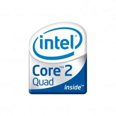 Procesor gaming LGA775 Intel Core2 Quad Q6600 2.40 GHz Tray - Procesor PC Intel, Numar nuclee: 4, 2.0GHz - 2.4GHz