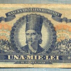 A1255 BANCNOTA-ROMANIA- 1000 LEI- 18 IUNIE 1948-SERIA 2305-starea care se vede - Bancnota romaneasca