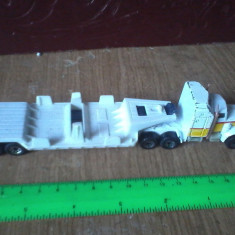 Bnk jc Matchbox - Camion - Low bed trailer - Macheta auto