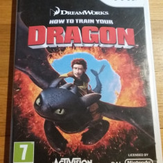 Wii Dreamworks How to train your dragon - joc original PAL by WADDER - Jocuri WII Activision, Actiune, 12+, Multiplayer