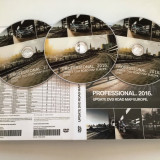 BMW Navi Update Professional 2016 DVD Road Map Europa + ROMANIA completa - Software GPS