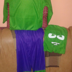 Costum Hulk 3-9 ani