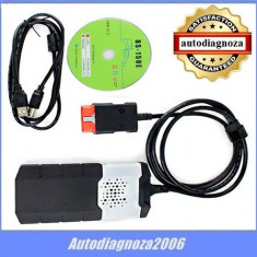 Interfata diagnoza tester Auto Delphi DS150E CDP+ 2014 .2 Romana cu BLUETOOTH - Interfata diagnoza auto