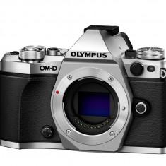 Olympus E-M5II Body silver - Aparat Foto Mirrorless Olympus
