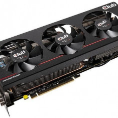 Placa video CLUB 3D AMD CGAX-R9298F, R9 290, PCI-E, 4096MB GDDR5, 512bit, 945MHz, 5400MHz, 2*DVI, HDMI, DP, FAN bulk - Placa video PC Club 3D, PCI Express, 3 GB, Ati
