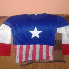 Costum Capitan America  3-8 ani